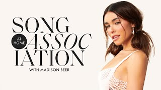 "Madison Beer Sings The Beatles, Lana Del Rey, and ""BOYSHIT"" in a Game of Song Association 
