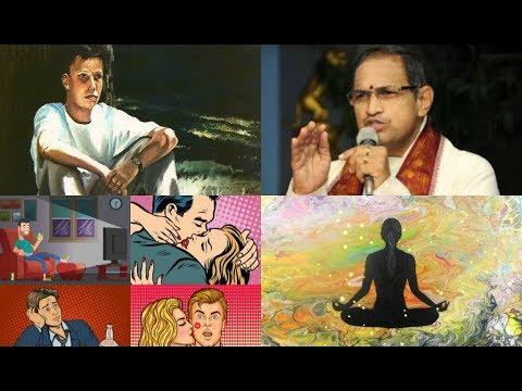 Sense Control ( ఇంద్రియ నిగ్రహం ) Brahmasri Chaganti Koteswara Rao Garu