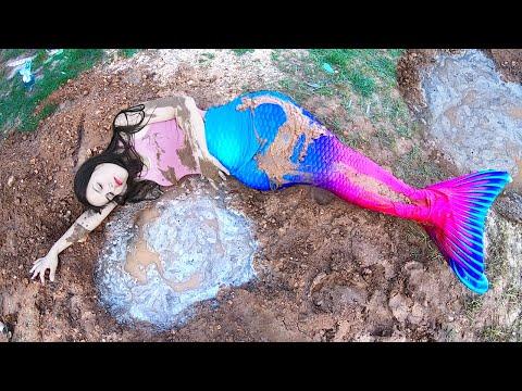 Hay Una Sirena En El Patio De Mi Casa   I Found A Mermaid