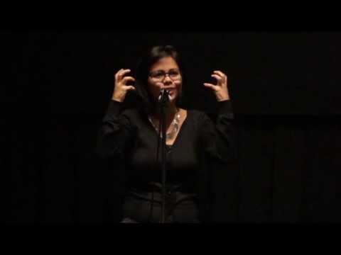 Kaori Flores Yonekura at Tribeca Cinemas on Oct 27