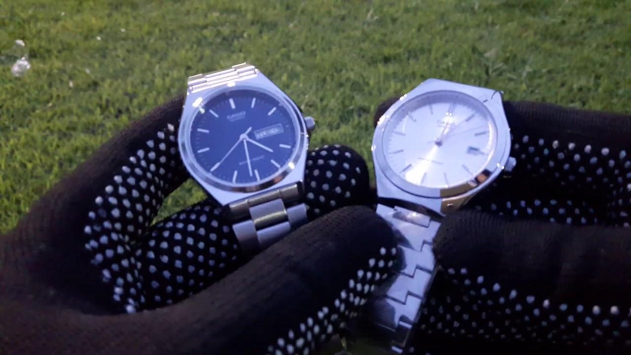 [EP.21] เทคนิคการตั้งวันที่นาฬิกา วิธีตั้งเวลานาฬิกา Casio วิธีตั้งวันที่ให้ตรงและตั้งเข็มเวลาให้ตรง