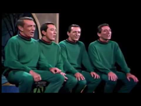 Andy Williams and Brothers...........Winter Wonderland.