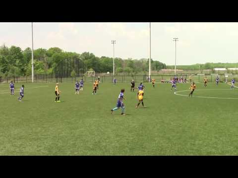 Milton District High School vs Garth Webb High School - 27-05-16