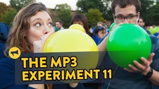 The Mp3 Experiment Eleven