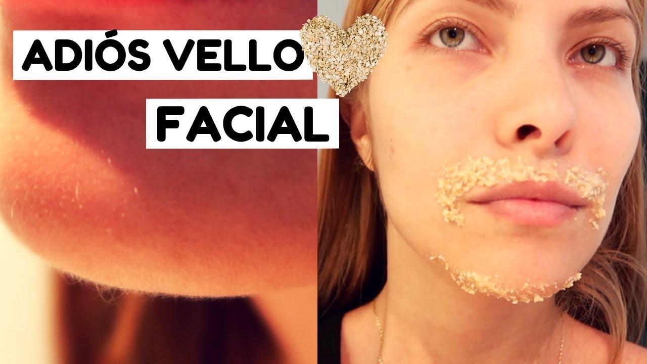 Elimina El Vello Facial Sin Dolor 2 Remedios Caseros Diy Modo Maya Youtube