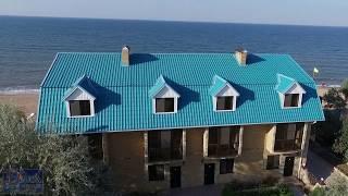 видео Дома отдыха на азовском море краснодарский край