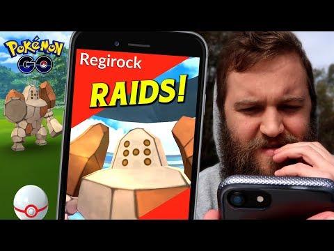 Ready To Rock! (Regirock Legendary Raids) - Pokemon Go thumbnail