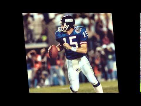 Giants Bills Super Bowl XXV NY Giants Touchdown