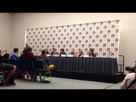 RICK AND MORTY COMIC-CON PANEL  2013