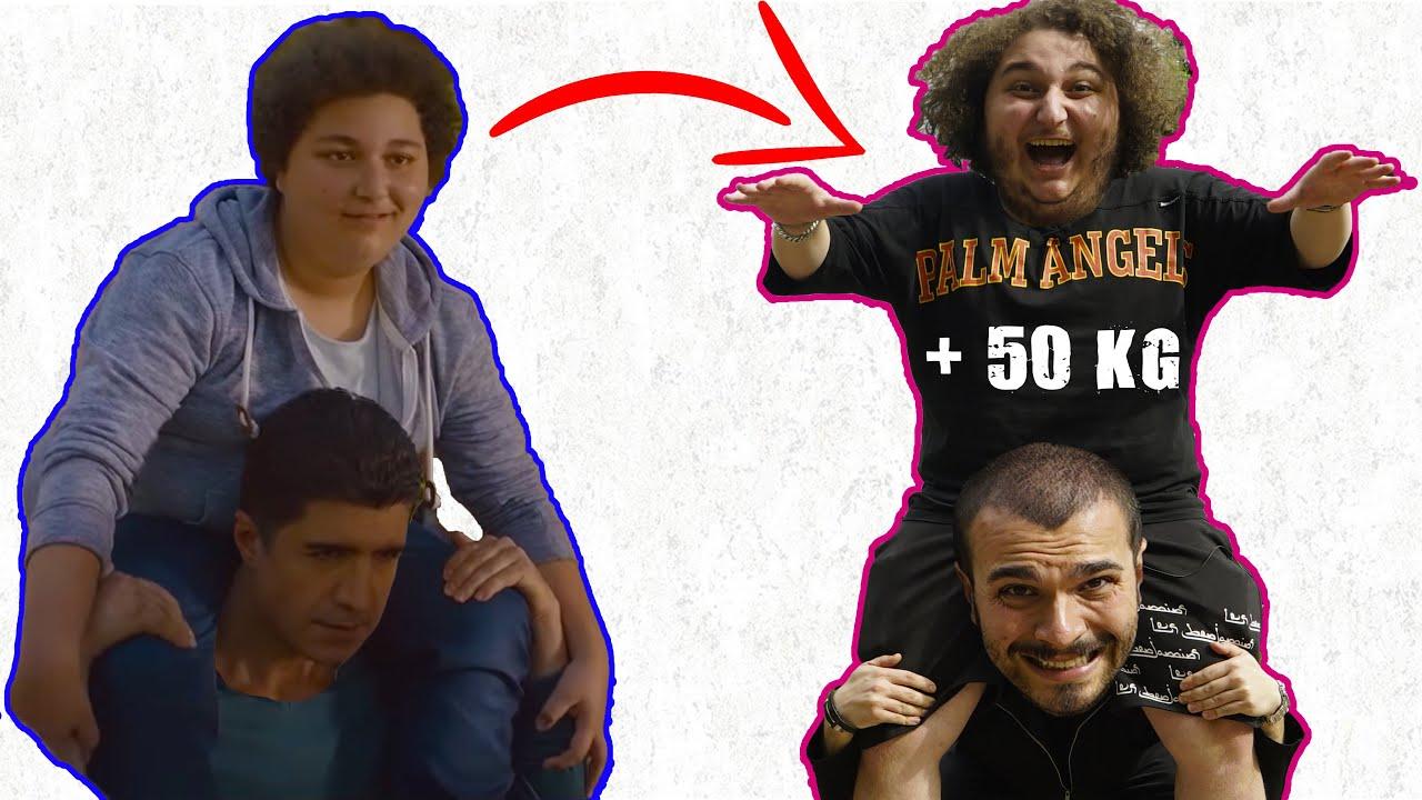 ESKİ FİLM SAHNELERİMİ CANLANDIRDIK w/ Ali Biçim