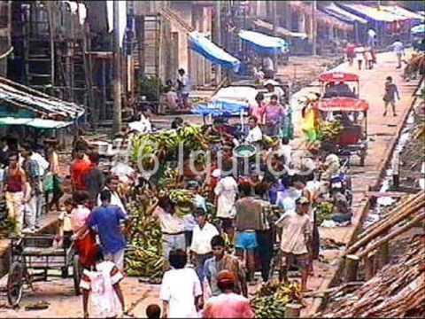 Top Ten Most Populated Peru Cities