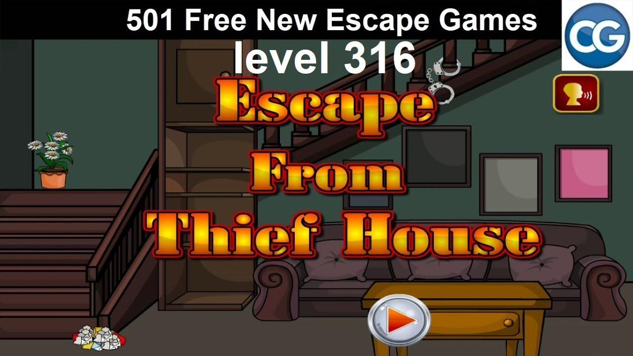 Walkthrough 501 Free New Escape Games Level 316 Escape