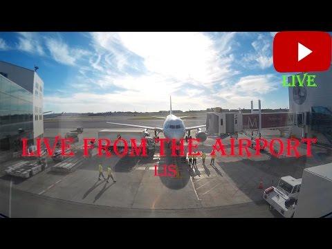 Lisbon live flight camera