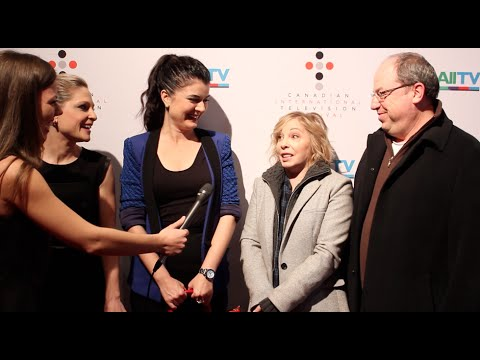 Interview with CAST of CORNER GAS