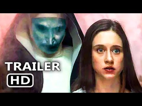 THE NUN Official Full online # 2 (NEW, 2018) Conjuring Spin-Off Horror Movie HD