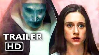 THE NUN Official Trailer # 2 (NEW, 2018) Conjuring Spin-Off Horror Movie HD