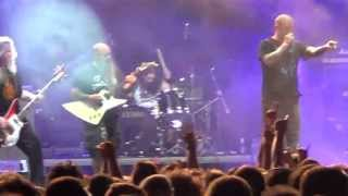 DOWN-Lysergik Funeral Procession LIVE Greece Athens 2013