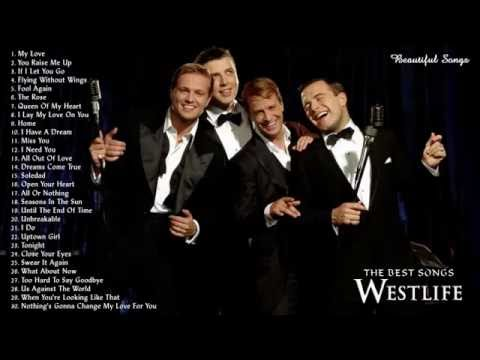 The Best of Westlife  Westlife Greatest Hits Full Album