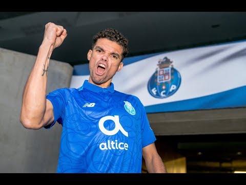 Pepe: 'Sinto-me muito feliz por regressar a minha casa' (09/01/19)
