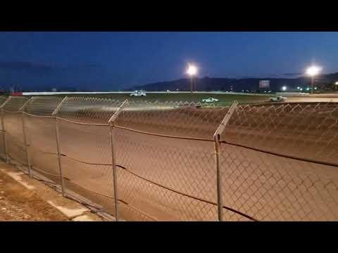 Hobby Stock Heat Race Pahrump Valley Speedway
