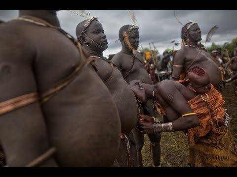 Праздник в племени