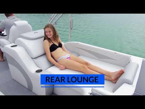2018 Pontoon Boat AVALON CATALINA | Retro Luxury Pontoons
