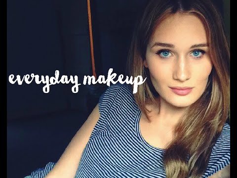 GRWM: Everyday Makeup (mtf)