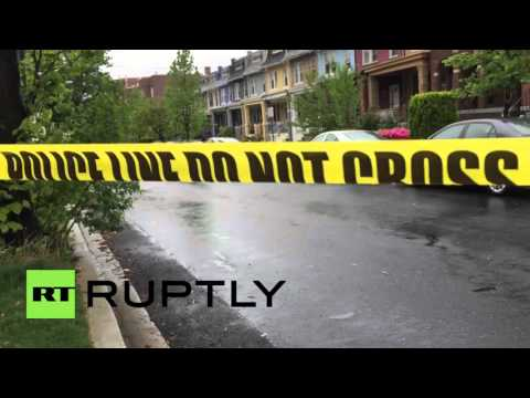 USA: Clean-up begins following freight train chemical leak in D.C.