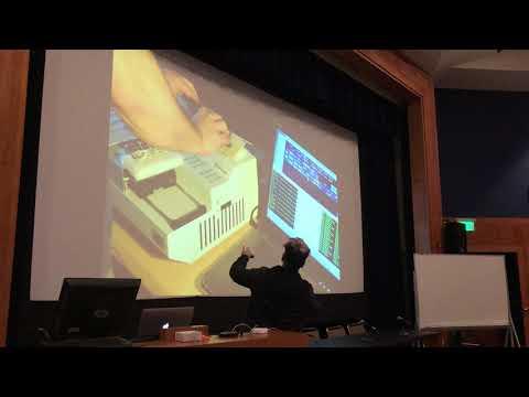 DIY Biology Lecture - Dr  Josiah Zayner (11/28/18)