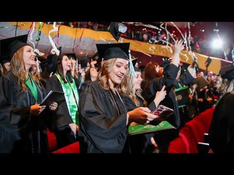 2019 Spring Undergraduate Degree Ceremony