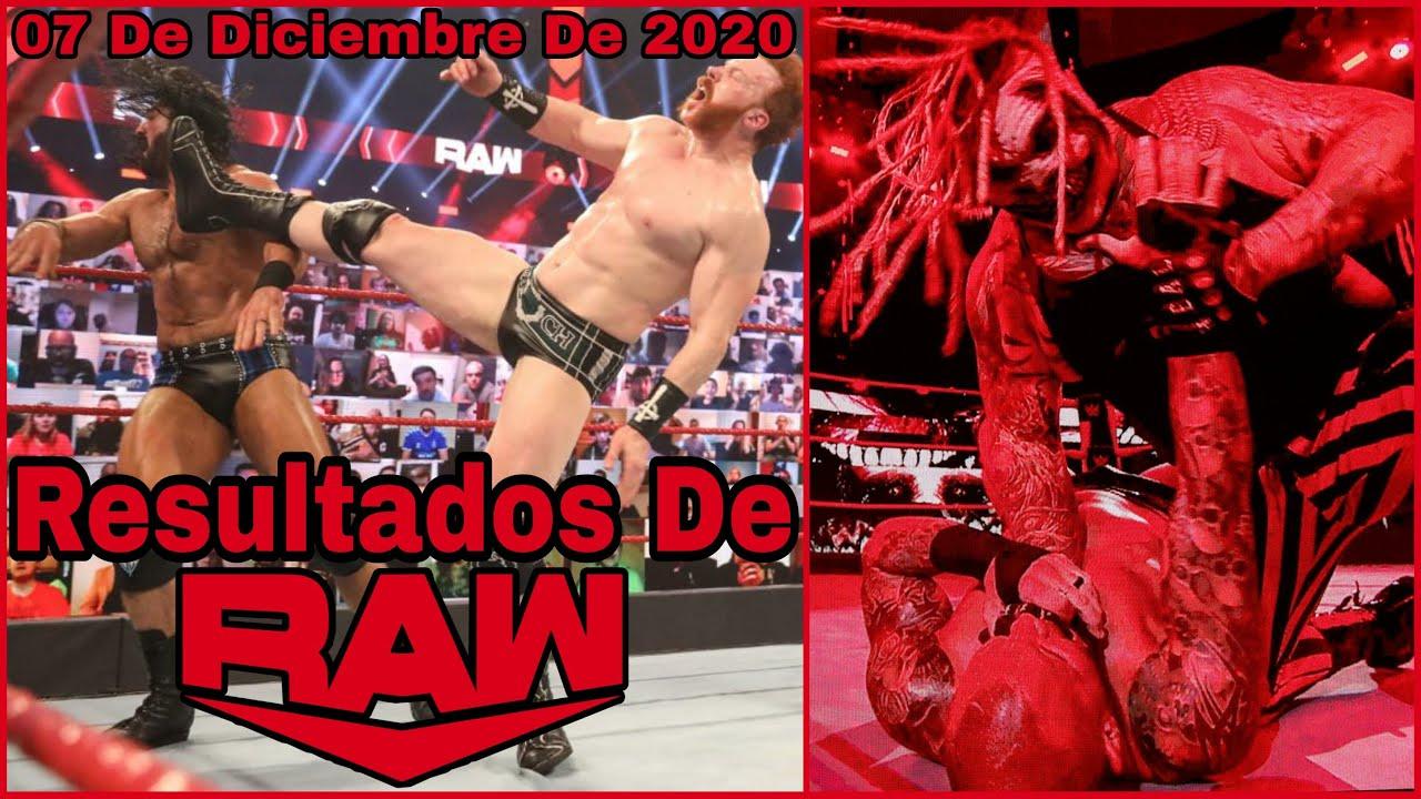 Download RESULTADOS De RAW 7 De Diciembre De 2020// Sheamus ATACA a Drew McIntyre// The Fiend MASACRA a Randy