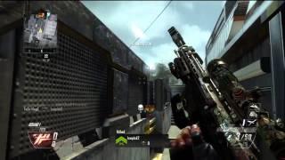 FaZe HugZ : Insane Black Ops 2 Midgame Ladderstall! (SnD)