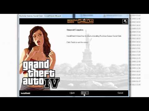 How to Install + Update your GTA IV to Patch 1.0.7.0