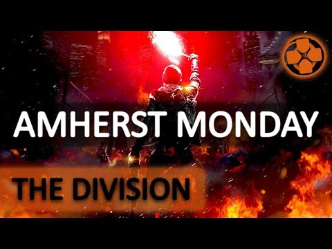 The Division 🔴 Amherst Monday | Update 1.7 Preparation | Giving Away Exotics | PC Gameplay