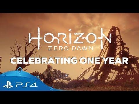 Horizon Zero Dawn | 1 Year Later | PS4
