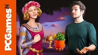 Civilization 6: Gathering Storm | Eleanor of Aquitaine gameplay