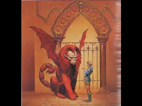 Book Talk: A Spell for Chameleon by Piers Anthony