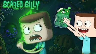 Clarence: Scared Silly - Help Jeff Navigate Clarence's Spooky House (Cartoon Network Games) thumbnail