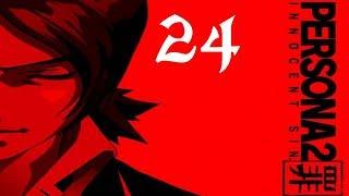 Shin Megami Tensei: Persona 2 - Innocent Sin Walkthrough (Part 24) Taurus Temple
