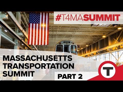 Massachusetts Transportation Summit 2015 [Part 2]