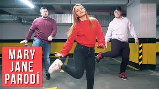 MARY JANE PARODİ ( LEBLEBİ EDITION ) Video