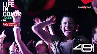 Download Video Life In Color Is Coming To Delhi   Tickets on BookMyShow MP3 3GP MP4
