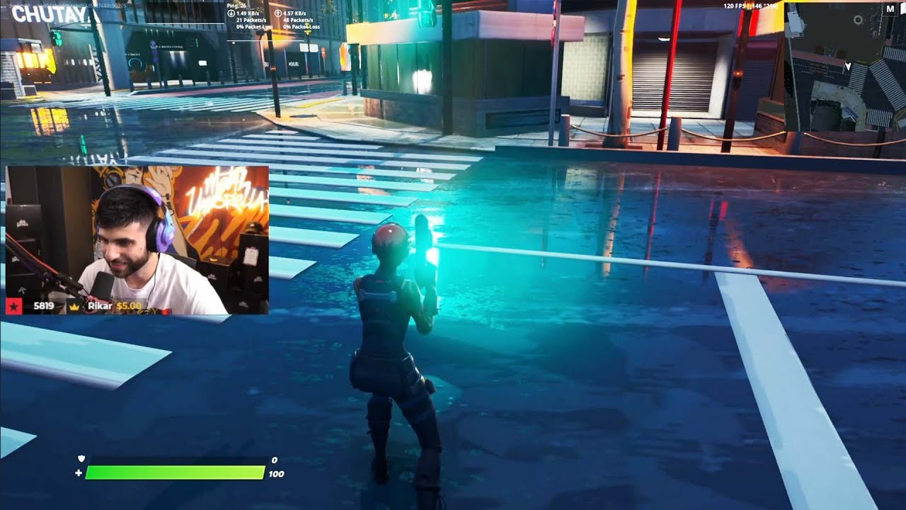 this Fortnite map looks BETTER than Real Life...