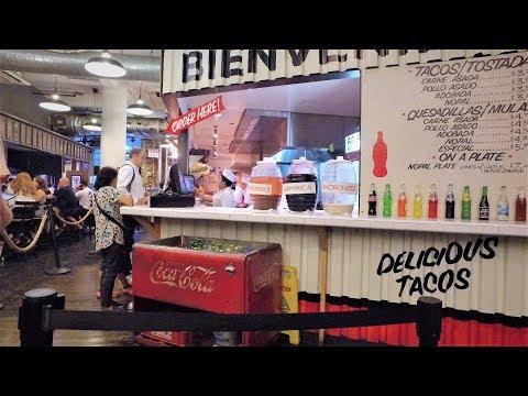 Los Tacos No.1 At Chelsea Market New York City