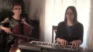 Ed Sheeran-Thinking Out Loud (Piano/Cello cover)-The Piano and Cello Duo