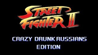 Street Fighter: Crazy Drunk Russians Edition - Marca Blanca thumbnail