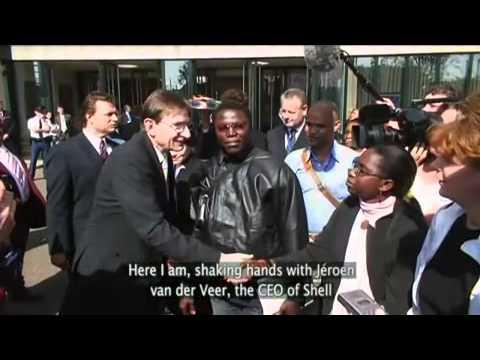 Shell in Afrika trieste zaak.flv