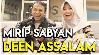 DEEN ASSALAM Acoustic - SABYAN GAMBUS COver feat. Habibah