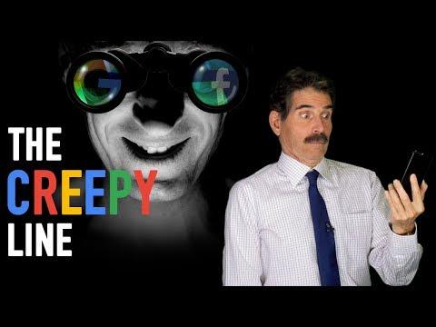 "Stossel: Google and Facebook Cross ""The Creepy Line"""