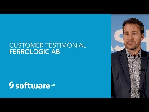 Why work with Software AG?